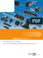 Lv Insulated Overhead Lines