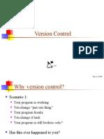 37 Version Control