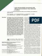 1.7 Encephalitis and Choriotetinitis Associated With Neurotropic African Horsesickness Virus Infe