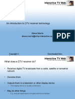 Intro to Dtv Receivers