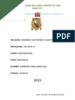 Informe de Resistencia Electro (1)