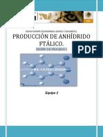 Proyecto-Acido Ftalico