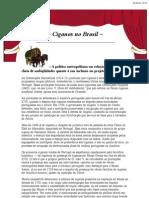Ciganos no Brasil e os Oficiais de Justiça