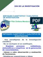 Enfoque Cuantitativo y Cualitativo de La Investigacion