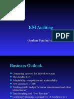 3. KM Auditing