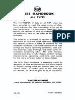 RCA Tube Handbook - Volumes 1&2