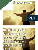 Aqui Estoy Yo - Jesús Adrian Romero