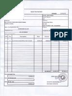 Salestax Invoice 0532