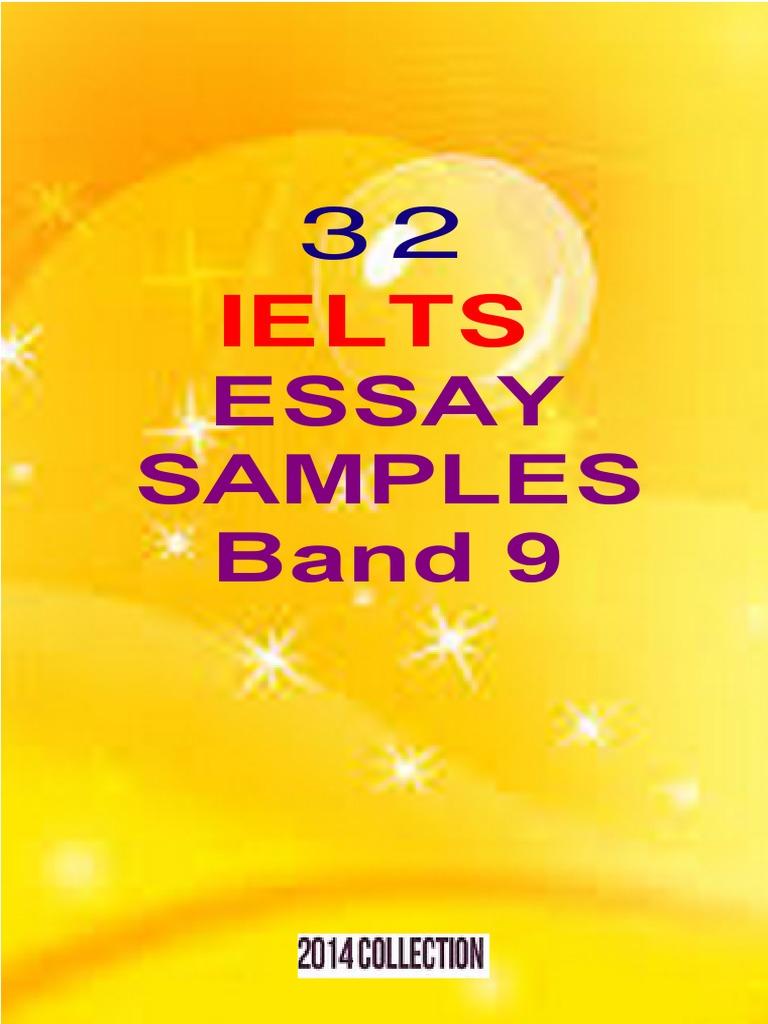 ielts essay examples