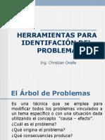 Sesion 2 - Arbol de Problemas