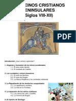 UD. 5 Los Reinos Cristianos Peninsulares