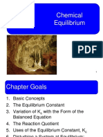 Chapter17 (Chemical Equilibria)