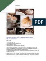 Aprenda a Fazer Pão Alentejano
