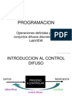 Labview Programacion Difusa Discreta
