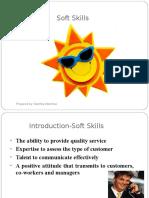 Soft Skills and Customer Orientation