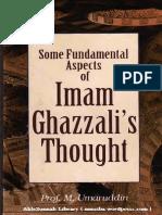 Fundamental Aspects of Al-Ghazzalis Thought