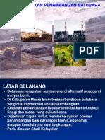 FS - 6 Contoh FS Batubara