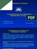 Capitulo_11 PlanifTrabaj PerfVoladura.ppt
