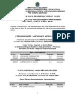 Comunicado No 09 -2016 Do Edital No 104-2015
