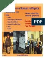 Physics Curriculum in 21st Century Pitts
