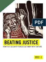 Amnesty International report