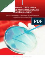 Microbiologia clínica para o controle de infecção