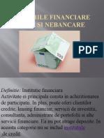 Institutiile Financiare Bancare Si Nebancare