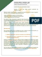 Guía Evaluación Final de Manejo y Conservación de Suelos