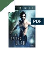Adrienne Wilder - He Speaks Dead