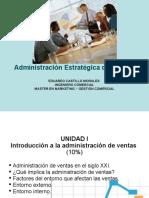 Ad. de Ventas Unidad 1 2016 ECM