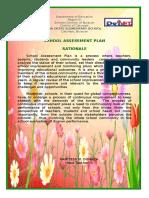School Assesment Plan