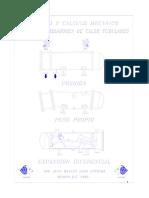 Diseño y Cálculo Mecánico de Intercambiadores de Calor Tubulares
