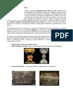 Introducción al arte de la platería medieval