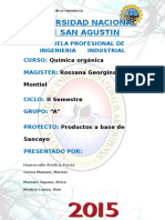 Segundo Informe - Sancayo
