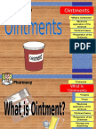 Ointments