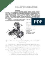 Diagnosticarea Sistemului de Suspensie