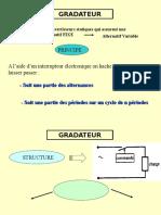 Présentation Du Gradateur