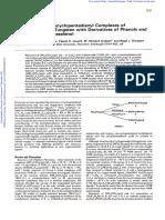 Pentaflourobromo Benezene-gringnard - J. Chem. Soc., Dalton Trans., 1994, 3527-3532