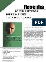 Bakhtin Desmascarado