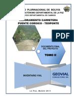 Inventario Vial (Pte. Coroico_teoponte)