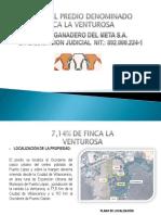 Brochure La Venturosa Puerto López