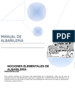 Manual Albañileria