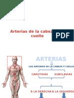 7irrigación inervación de cuello 2016a.pptx