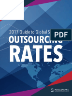 Software Outsourcing Rates