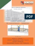 228813119 Modulo 3 Fasciculo 7 Hacer Armadura Para Placa Hacer Paneles Encofrar Placa Con Paneles