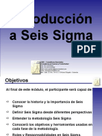 03 Introducción a Seis Sigma