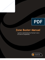 BA Zone Buster Manual
