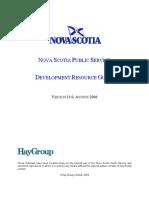 Good -Development Resource Guide