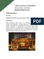 Punto 8 Mejores Hoteles
