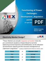 2 - PX Regulation Development & Products - Mr. Akhilesh Awasthy